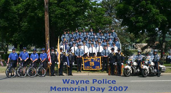 Memorial Day Parade 2007