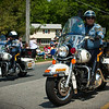 Wayne Police Traffic Officers - Liebchen and Zaccardi<br /> Photo by Alan Rappaport