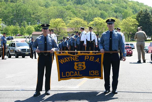 Memory Day Parade 2008
