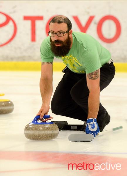 Curling: The 10th Annual Golden Gate Bonspiel - Fremont