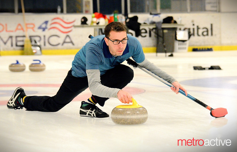 Curling: The 10th Annual Golden Gate Bonspiel - Fremont
