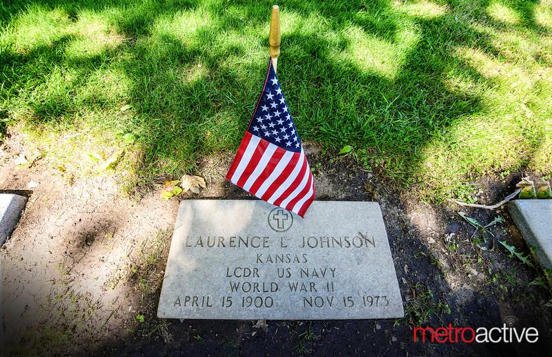 Memorial Day - Oak Hill Cemetery San Jose