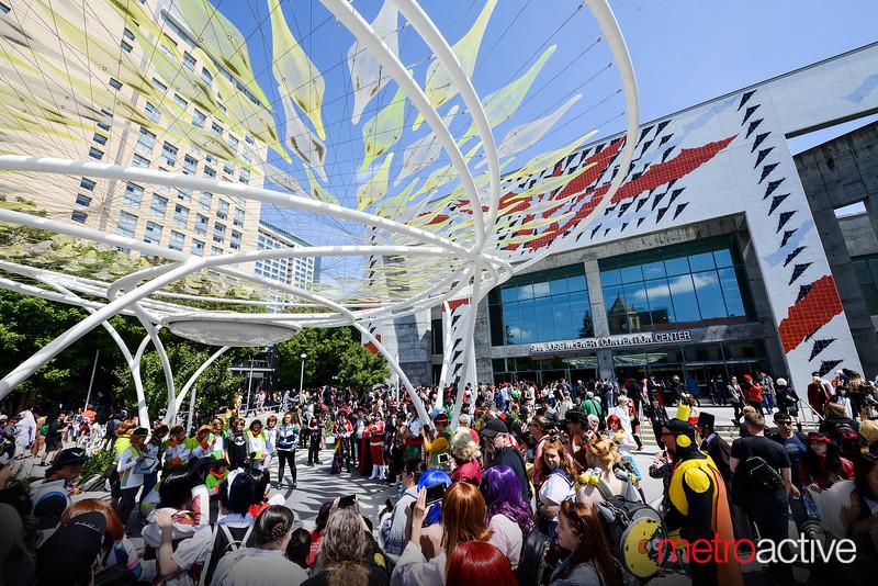 FanimeCon - San Jose McEnry Convention Center