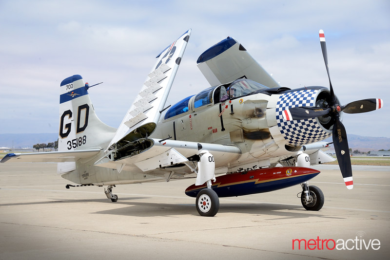 2018 Wings of Freedom Tour - Moffett Field