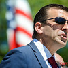 San Jose Mayor Sam Liccardo // Memorial Day - Oak Hill Cemetery San Jose