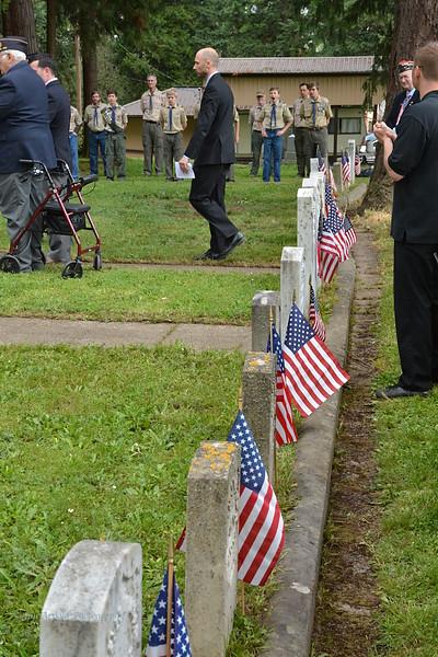 Memorial Day Ceremony (2015)