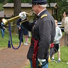 An Old Soldier Plays Taps