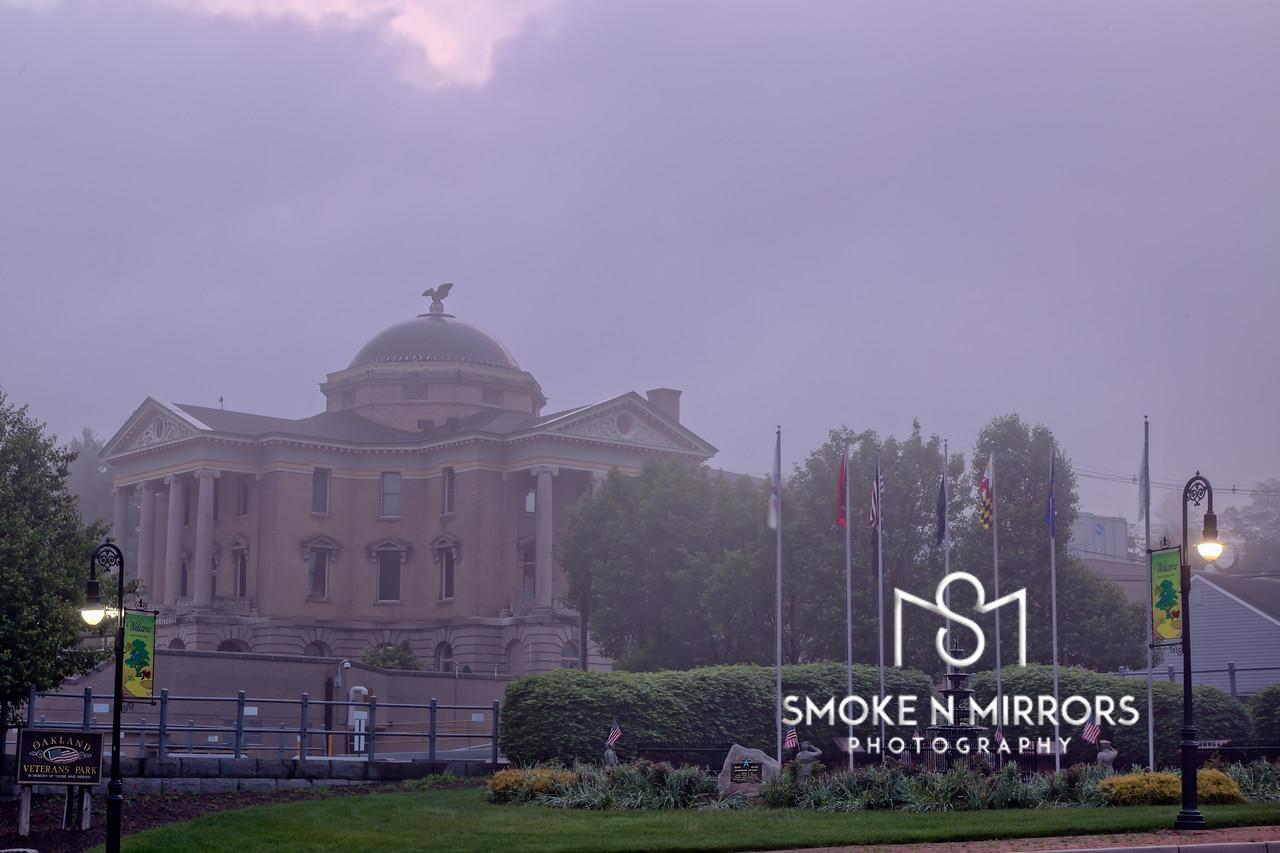 Foggy Memories