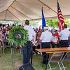 The remembrance ceremony at the riverfront sponsored by the American Legion was very well attended. Fran Ruchalski/Palatka Daily News