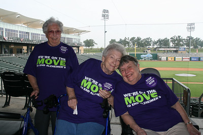 Alzheimer's Association Memory Walk, 2009