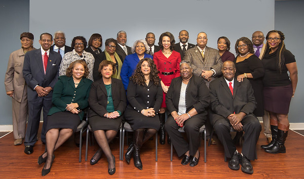 Memphis Chapter NAACP Inauguration 2017