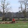 Mendip Farmers Hunt 12th January 2008 on Chewton Plain