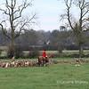 Mendip Farmers Hunt 12th January 2008 on Chewton Plain