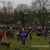 Boxing Day meet, Mendip Farmers Hunt 26th December 2007