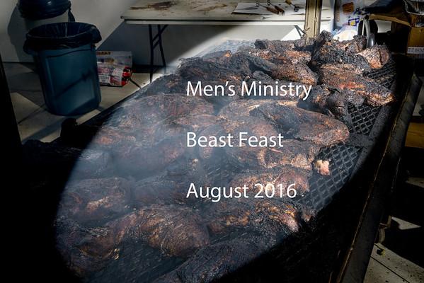 Men's Ministry - Beast Feast 2016