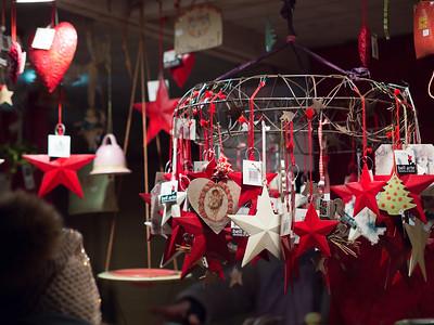 Mercadillos de Navidad 2017
