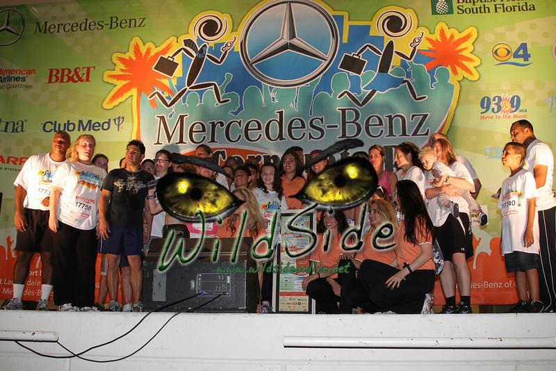 Mercedes Benz Corporate Run - West Palm Beach