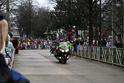 Start of race for 5th graders.