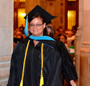 Mercy College Commencement 2012