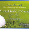 Med Staff golf outing invite
