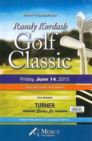 Mercy Foundation Golf 2013