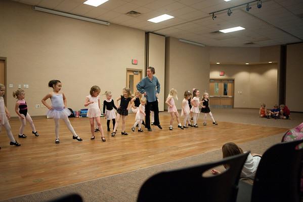 Meredith's Dance Recital