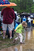 211  Beautiful Merlefest Fans (puddle stomp)