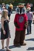 """14  Merlefest Mascot, """"Googly-Eyes"""" (Not Really)"""