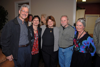 Linda Merrell Suprise Party