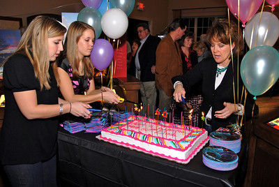 Linda Merrell Suprise Party
