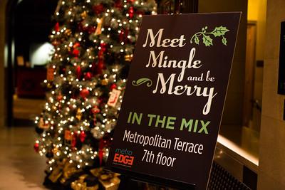 Metro Edge Holiday Party 2014