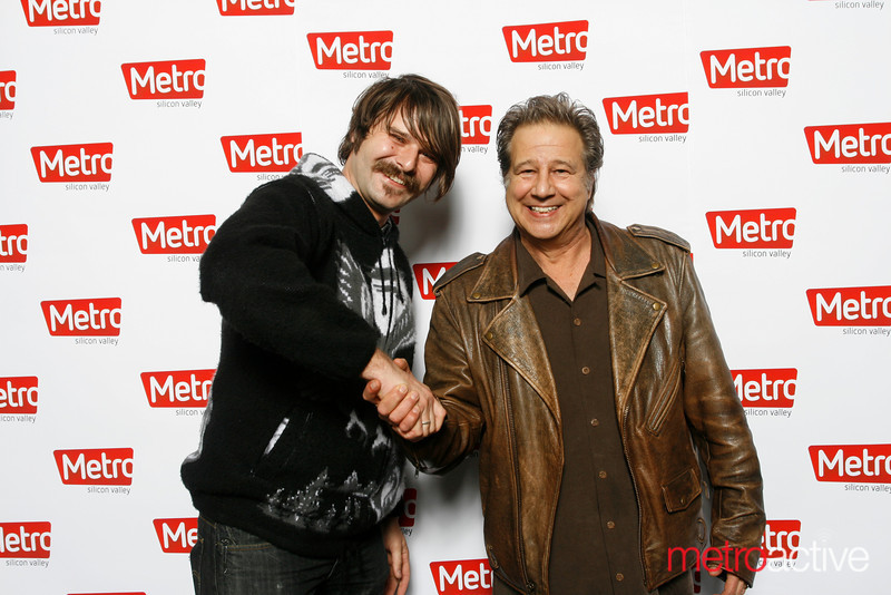 Tomek and, you guessed it, Greg Kihn