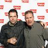 Dave & friend
