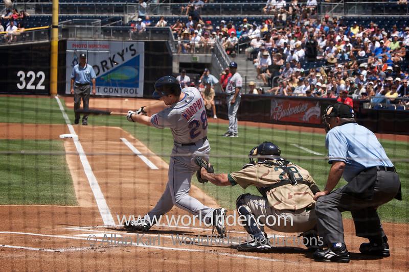 Padres vs. Mets Petco Park - 08.09.09
