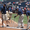 Striping The Batters Box Petco Park, 8.9.09