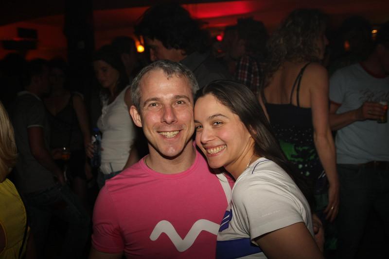 Deborah and I