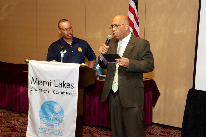 Miami Lakes Chamber of CommerceSeptember 2, 200901