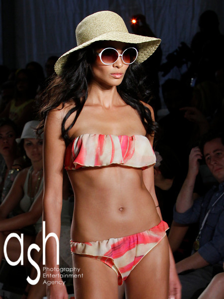 Miami Swim Week 2001 Designer LUXE