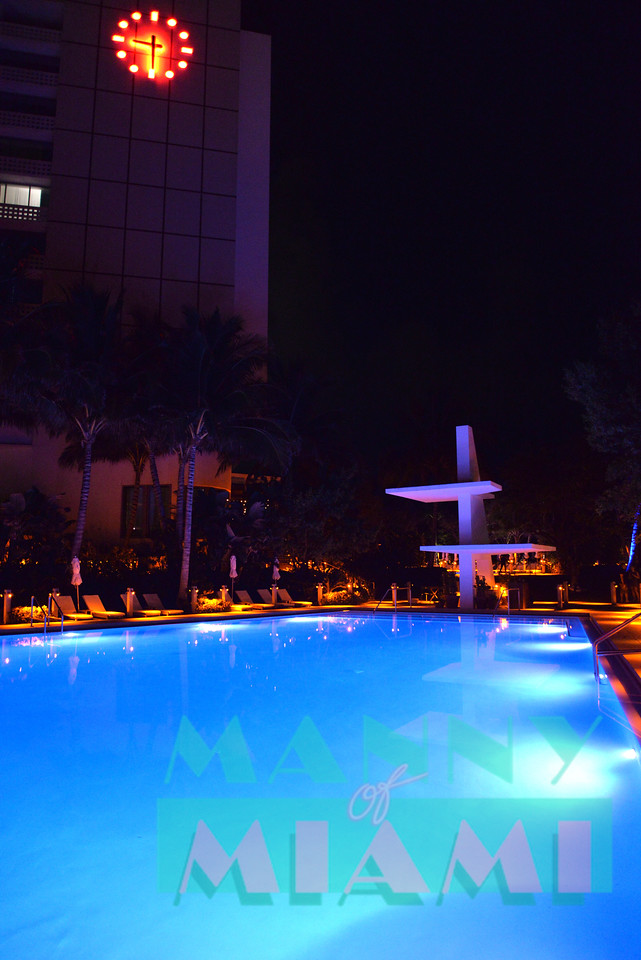 MIAMI BEACH, FL - JULY 19: Miami Swim Week Sneak Peek presented by Peroni at the Edition Hotel on July 19, 2017 in Miami Beach, Florida. (Photo by Manny Hernandez/ MannyofMiami.com)