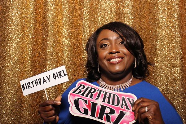 Mia's 50th Birthday