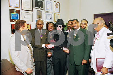 Michael Jackson visit to Detroit for Don Barden's Casino Promotion (unedited images)  July 6 1998   Rolls 9 to 12