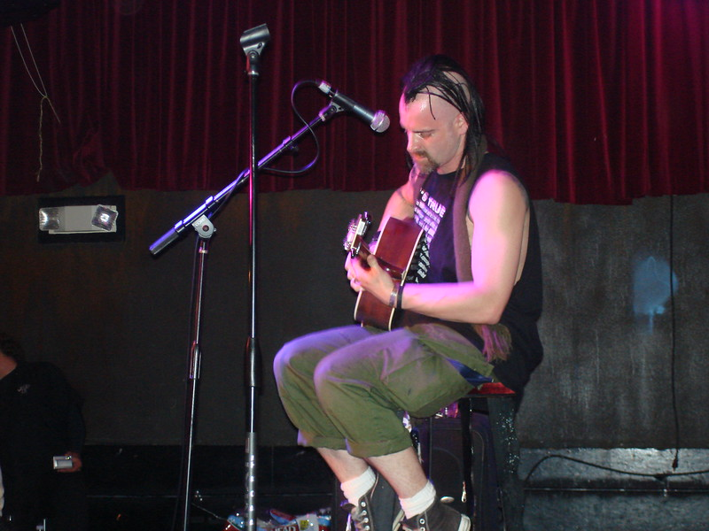 Michale Graves Live