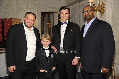 Christopher A.Pape,   Hudson Cornelius Heinemann, Jon Heinemann,Ron Artest Sr. photo by Rob Rich/SocietyAllure.com © 2014 robwayne1@aol.com 516-676-3939