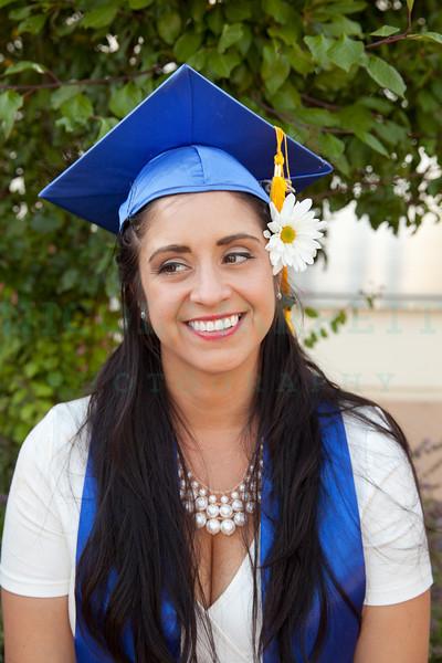 Michelle McCready Graduation