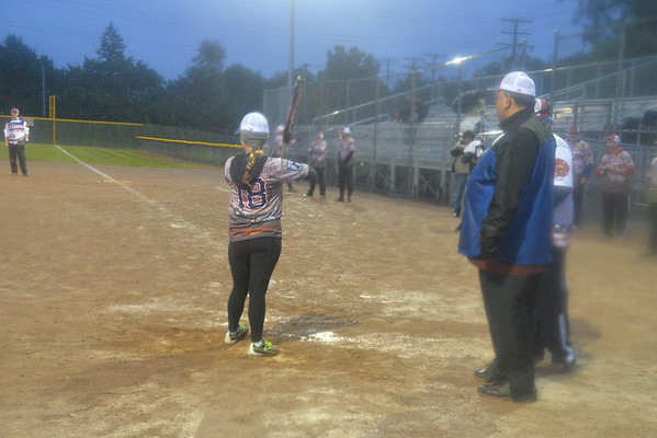 Michigan Wounded Warriors charity softball game.