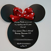"Birthday invitation w/ handsewn bow <a href=""http://bellezaeluce.blogspot.com"">http://bellezaeluce.blogspot.com</a>"
