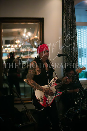 Micki Free at The Crescent Hotel, Beverly Hills