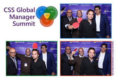 Microsoft CSS Global Manager Summit