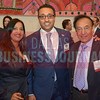 Middle Market honorees Sue Aurora, Sushil Patel and Chan Patel.