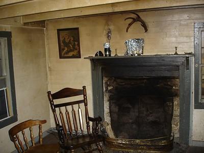 Main Room Corbin Cabin